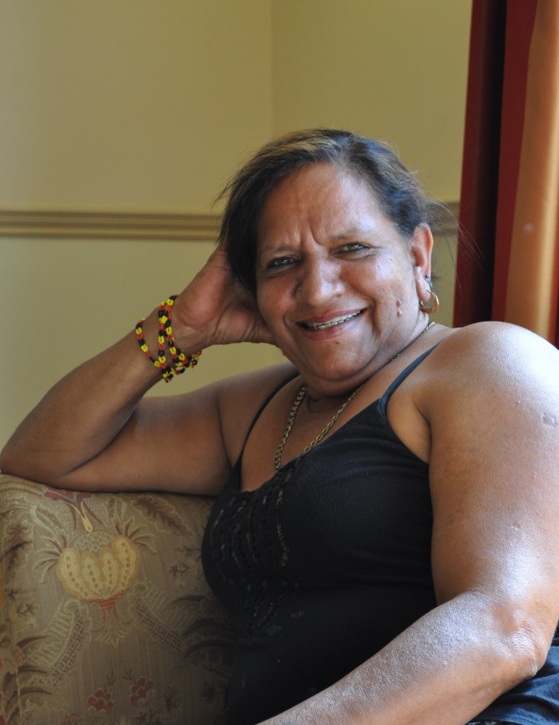 Community linguist Joyce Bonner (Narawi), from Korrawinga Aboriginal Corporation, is a driving force behind keeping the Butchulla language alive, particularly in schools of the region. Joy oversees the after school language program run by Korrawinga, she runs programs with primary schools throughout the region and the Fraser Coast Campus of the University of Southern Queensland. Joy coordinates a wide range of language activities including song and dance programs, teaching and resource production.