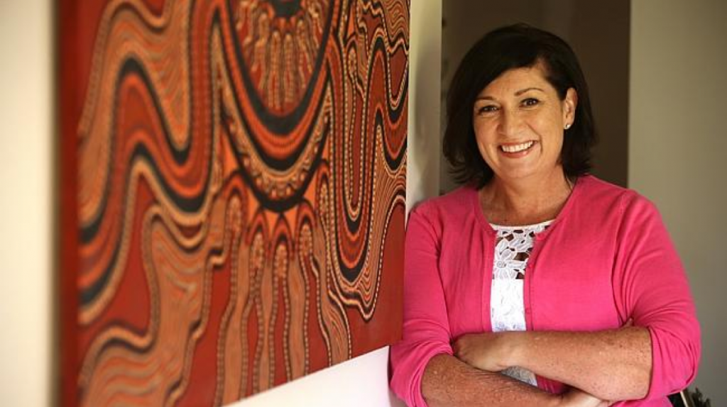 Queensland Science Minister Leeanne Enoch. Picture: Lyndon Mechielsen Source: News Corp Australia