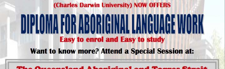 Diploma of Language Work