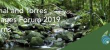 Queensland Aboriginal and Torres Strait Islander Languages Forum 2019